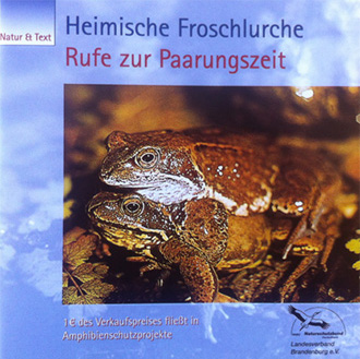 CD Heimische Froschlurche