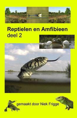 DVD Reptielen en Amfibieën Deel 2