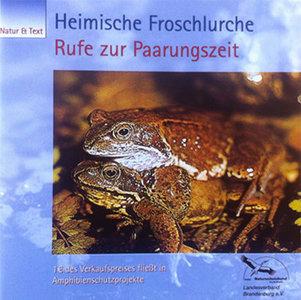 Heimische Froschlurche